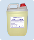 CONCRETE TILE CLEANER